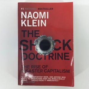 5/$25 🥁 The Shock Doctrine, by Naomi Klein